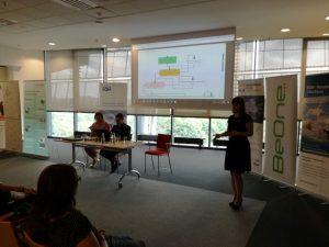 Prelekcja podczas pierwszego dnia EOIF 2018