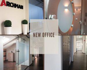 Nowy adres biura Archman