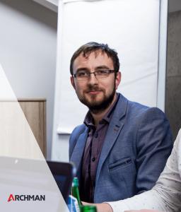 Spotkanie z partnerami firmy Archman