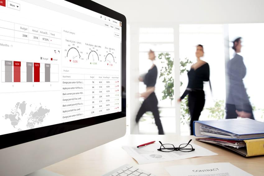 wdrożenie i zastosowanie Business Intelligence