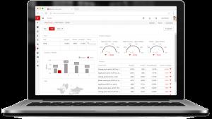 Działanie software Business Navigator