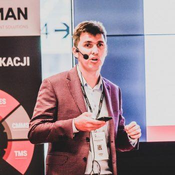 Prezes zarządu Archman Marcin Kowalski