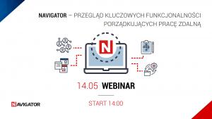 Webinar systemu Business Navigator