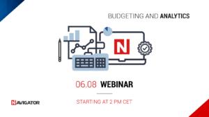 Budgeting and Analytics webinar. Archman