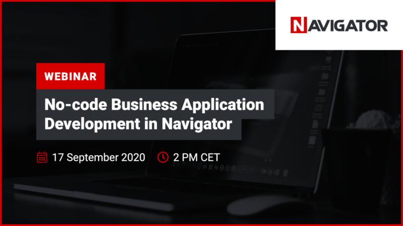 No-code Business Application Development | Webinar Archman