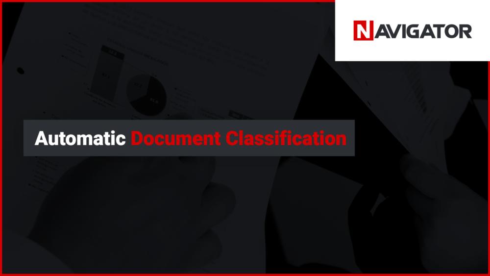 Automatic Document Classification | Blog Archman