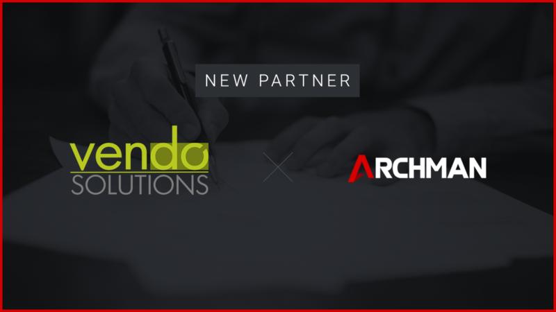 New partner - vendosolutions | News Archman