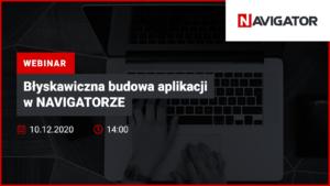 Błyskawiczna budowa aplikacji w NAVIGATORZE: moduł ofertowania   Wydarzenia Archman