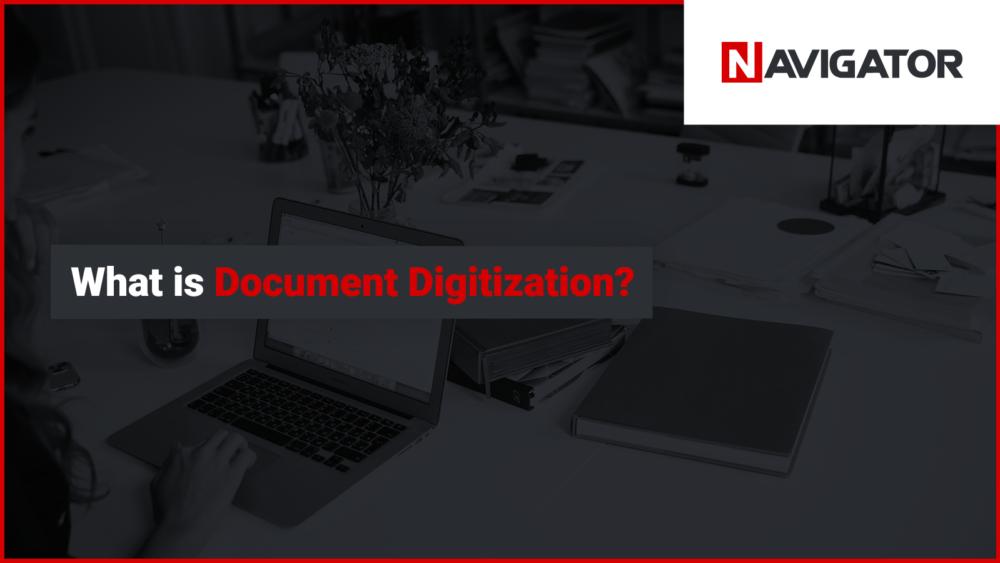 What is Document Digitization | Blog Archman