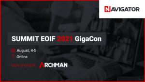 Archman As The Main Sponsor of SUMMIT EOIF GigaCon 2021 | News Archman