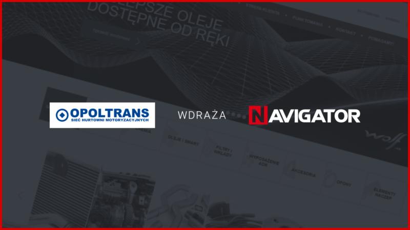 Opoltrans Sp. z o.o. wdraża system NAVIGATOR | Aktualności Archman