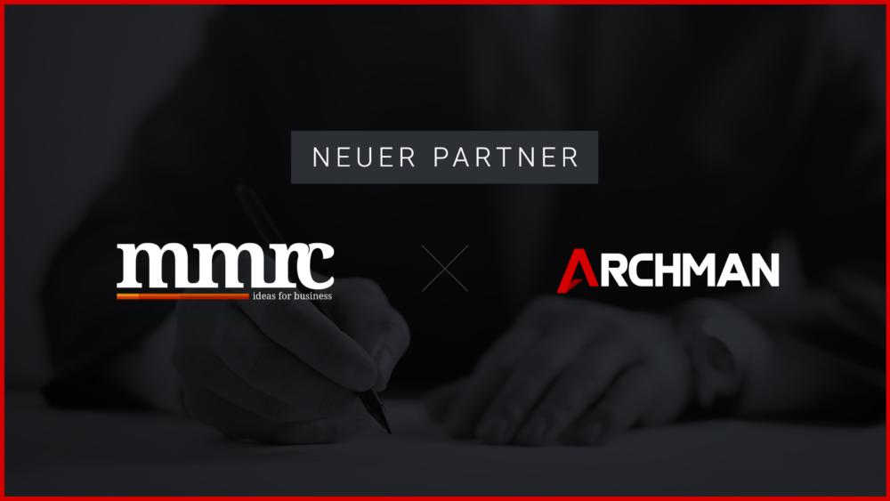 Willkommen MMRC in unserem Partnernetzwerk   Blog   Archman