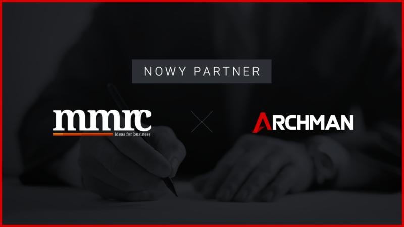 Witamy MMRC w sieci partnerskiej Archmana | Aktualności Archman