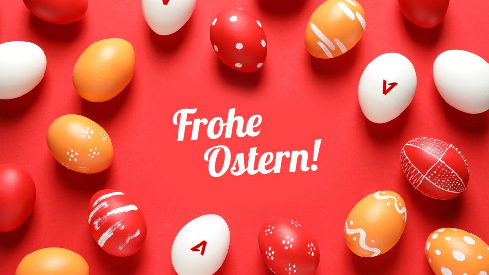 Archman wünscht Frohe Ostern