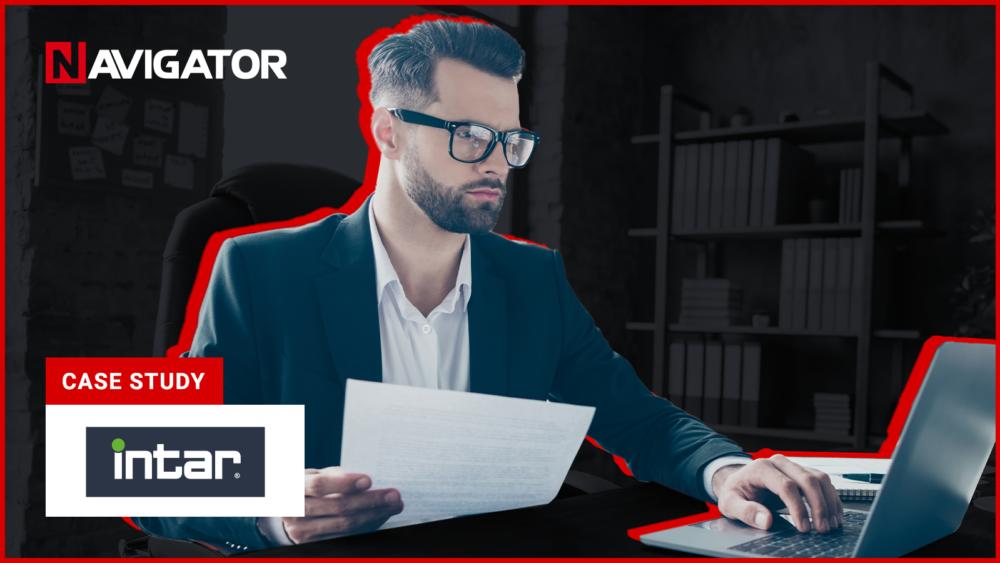 Case Study: Business NAVIGATOR System at Intar Inc. | Archman