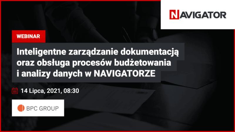 Inteligentne zarządzanie dokumentacją oraz obsługa procesów budżetowania i analizy danych w NAVIGATORZE | Archman Wydarzenia