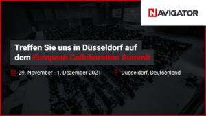 Treffen Sie uns in Düsseldorf auf dem European Collaboration Summit | Archman Veranstaltungen
