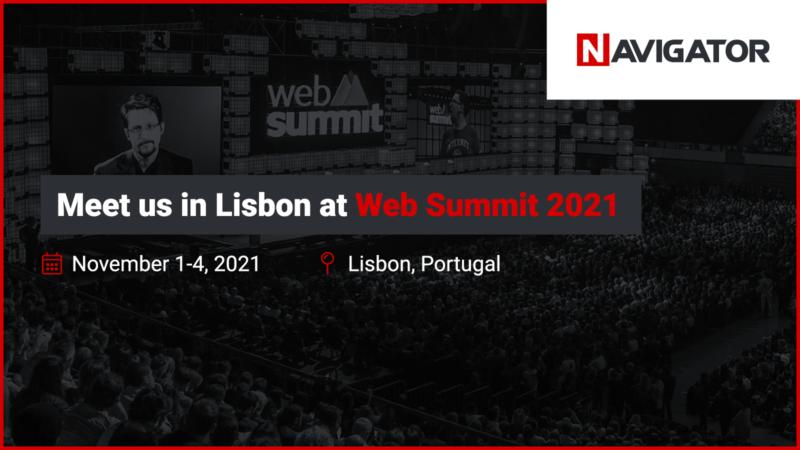 Meet Archman in Lisbon at Web Summit 2021