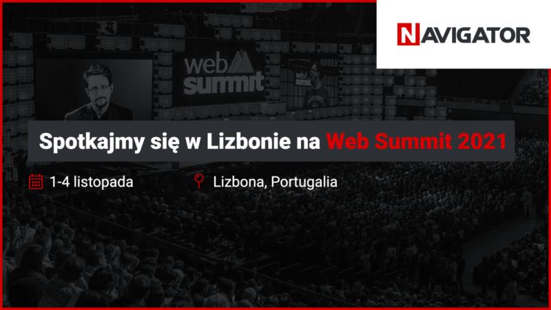 Archman w Lizbonie na Web Summit 2021