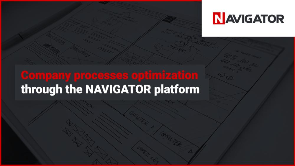 Company processes optimization through the NAVIGATOR platform   Archman