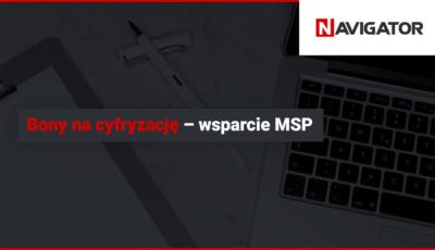 Bony na cyfryzację - wsparcie MSP | Archman